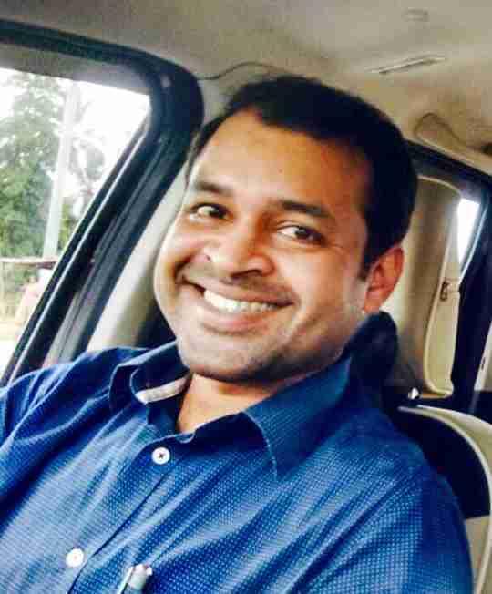 Dr. Karthick Pandurengan's profile on Curofy