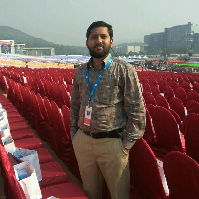 Dr. Faizan Ahmed's profile on Curofy