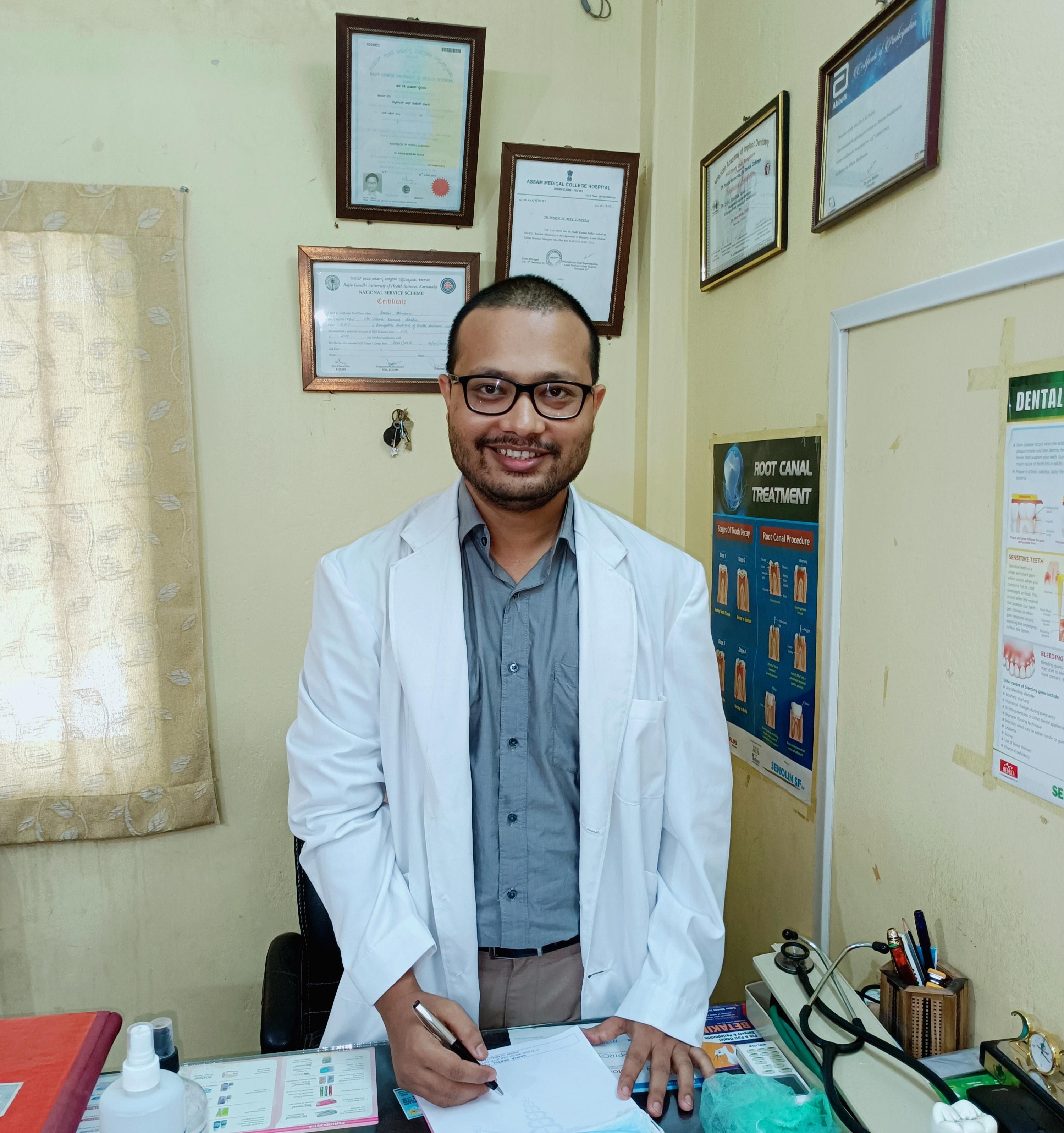 Dr. Sashi Saikia
