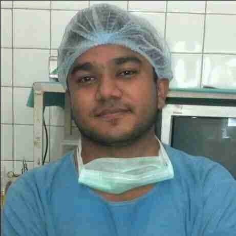Dr. Dhirendra Patil's profile on Curofy
