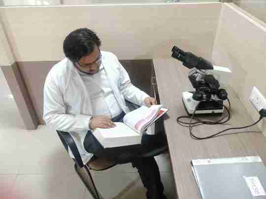 Dr. Arka Mukhopadhyay's profile on Curofy