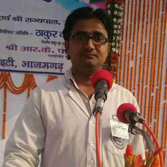 Dr. Shailesh Singh's profile on Curofy