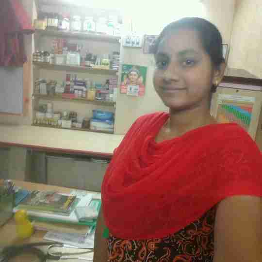 Dr. Sathyajothi Govindarajulu's profile on Curofy
