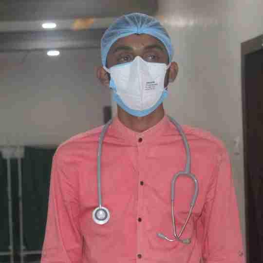 Dr. Rathod Bhagirathsinh's profile on Curofy
