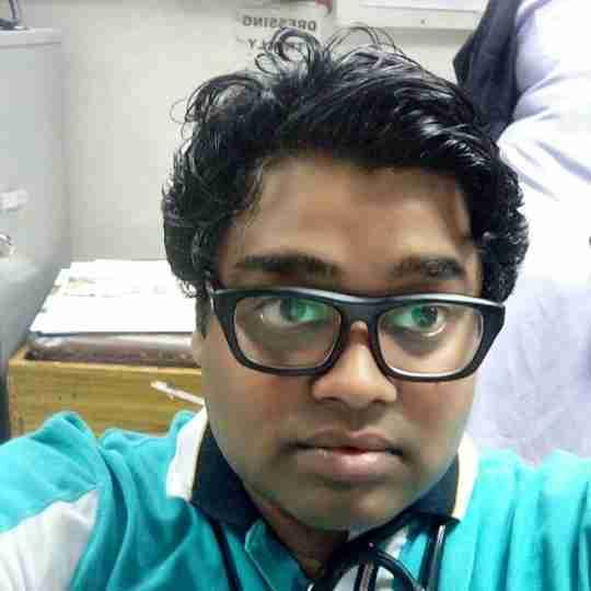 Dr. Nishant Gaurav's profile on Curofy