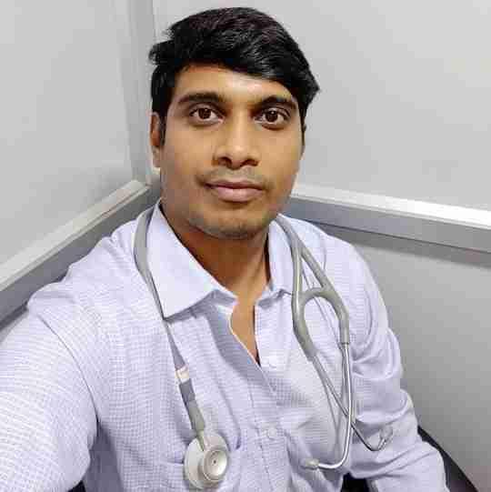 Dr. Abhilash Janakki's profile on Curofy