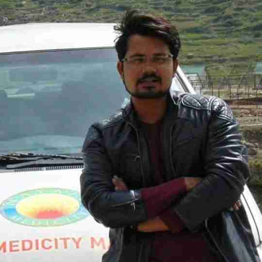 Dr. Devendra Chauhan's profile on Curofy