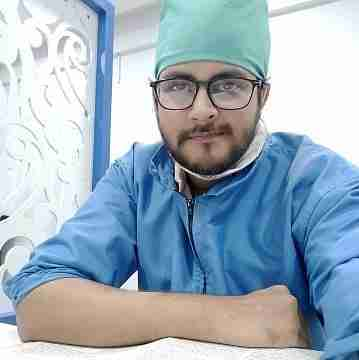 Dr. Ashish Tiwari's profile on Curofy