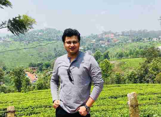Dr. Ankit Kumar Garg's profile on Curofy