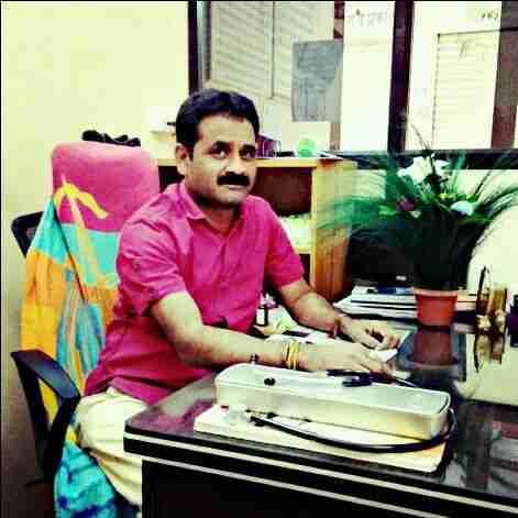 Dr. Arjun's profile on Curofy