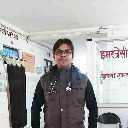Dr. Ajeet Kumar Kesarwani's profile on Curofy