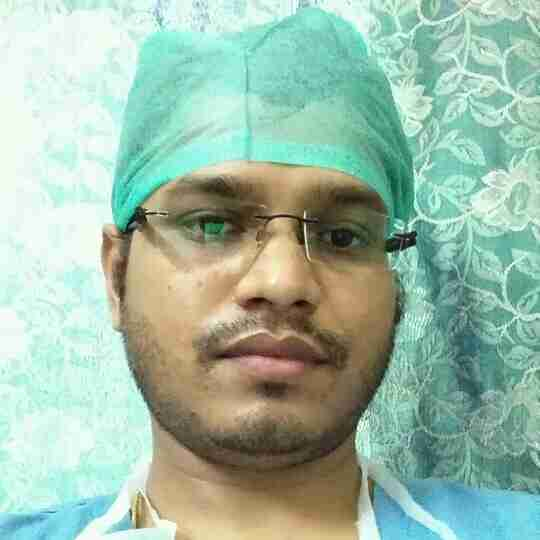 Dr. Santosh Kumar's profile on Curofy