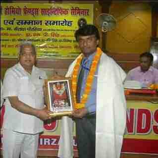Dr. R.k Tiwari's profile on Curofy