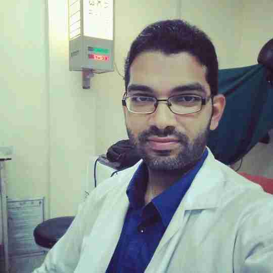 Dr. Athul Mohan's profile on Curofy