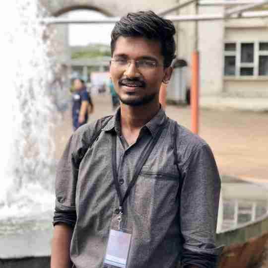Vinith Velmurugan's profile on Curofy