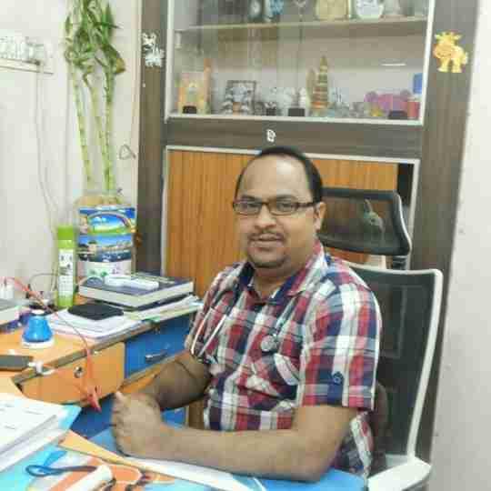 Dr. Madan Kumar's profile on Curofy