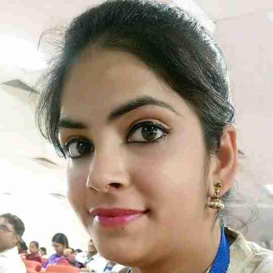 Anjali Shukla's profile on Curofy