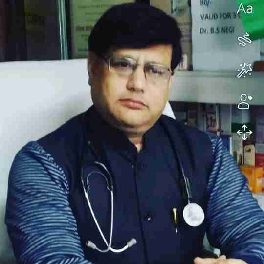 Dr. B.s.negi S.'s profile on Curofy