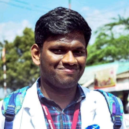 Venkatesh Balasubramanian's profile on Curofy