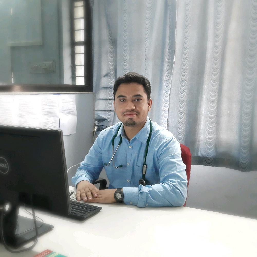Dr. Rameez Shaikh's profile on Curofy