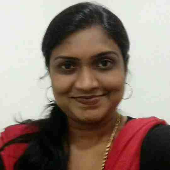 Dr. Mangalakshmi Mani Subramaniam's profile on Curofy
