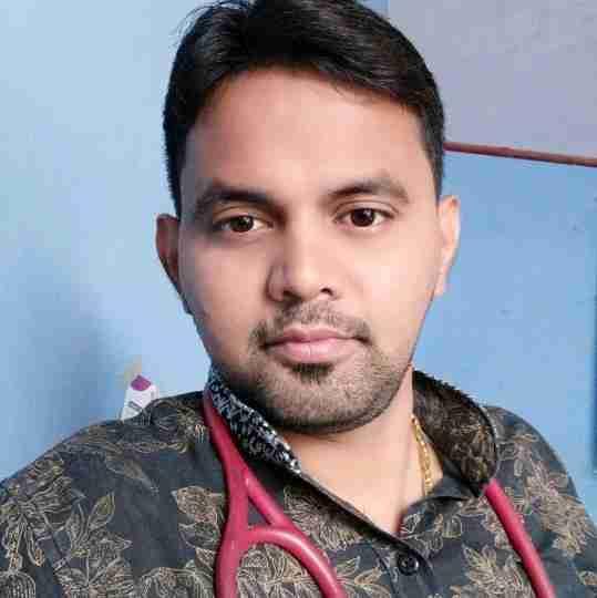 Dr. Vikas Patidar's profile on Curofy
