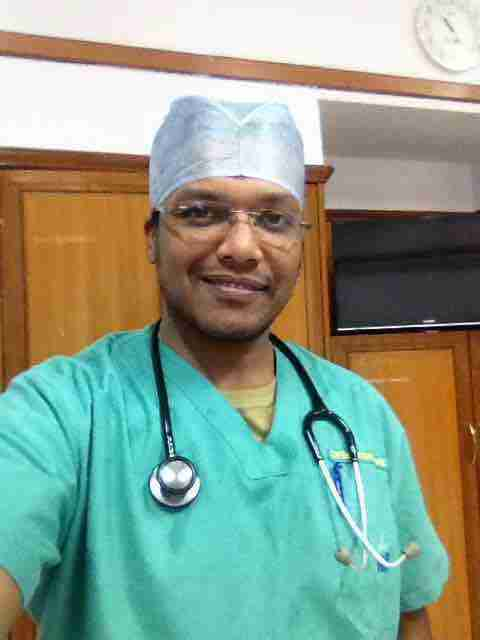 Dr. Geetesh Govil's profile on Curofy