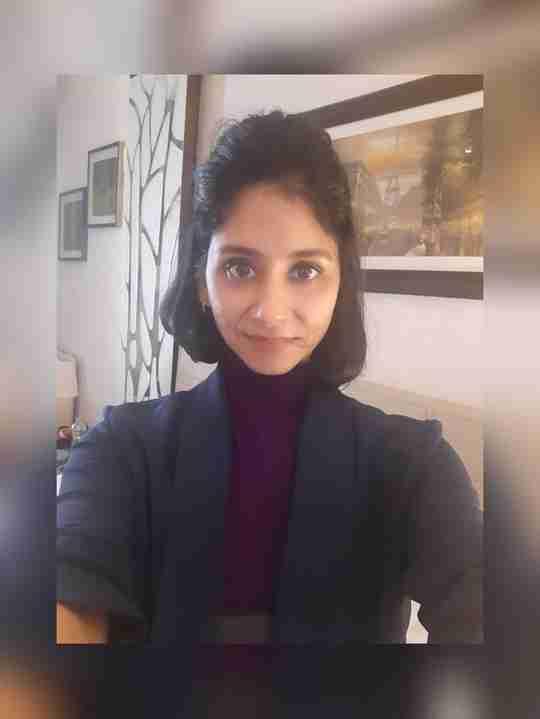 Dr. Smriti Nathani's profile on Curofy