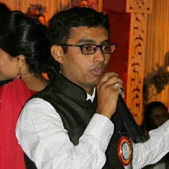 Dr. Paresh Paria's profile on Curofy