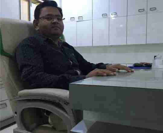 Dr. Dharmesh Vadhadiya's profile on Curofy