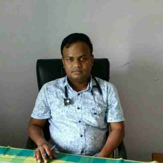 Dr. Yugal Kishor Idpache's profile on Curofy