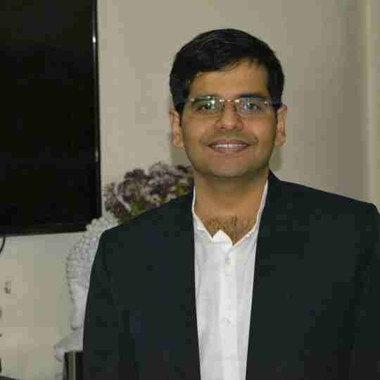 Dr. Rahul Grover's profile on Curofy