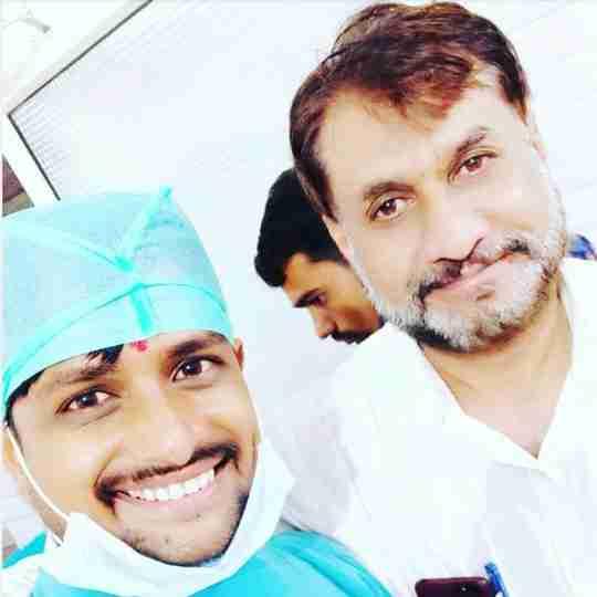 Dr. Santosh Sirsath's profile on Curofy