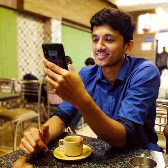 Suhas K S's profile on Curofy