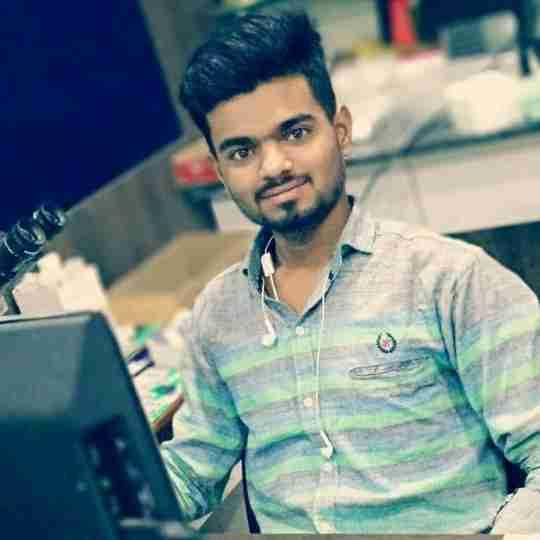 Shravan Gudage's profile on Curofy