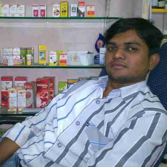 Dr. Praveen Chouhan's profile on Curofy