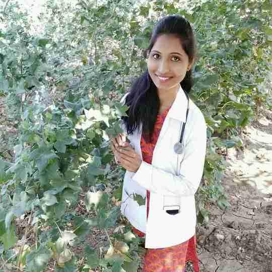 Dr. Rajna Shrinath's profile on Curofy