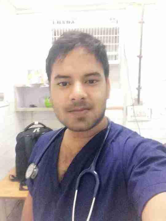 Dr. Pankaj Nagar's profile on Curofy