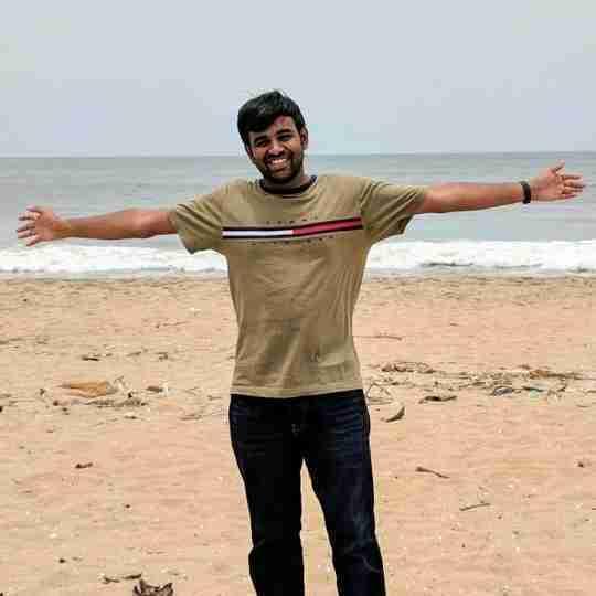 Vishnu Prasaath S's profile on Curofy