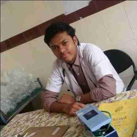 Dr. Avinash R M's profile on Curofy
