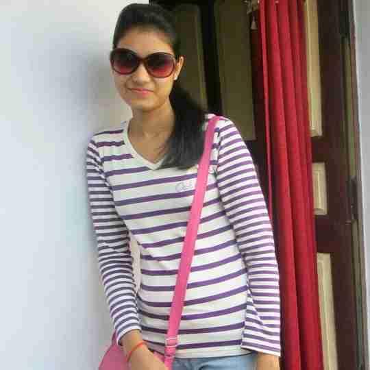 Ankita Anand's profile on Curofy