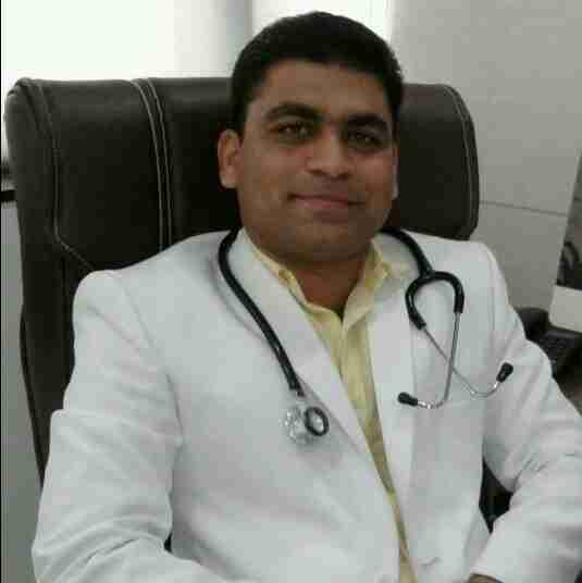 Dr. Vijay Salve's profile on Curofy