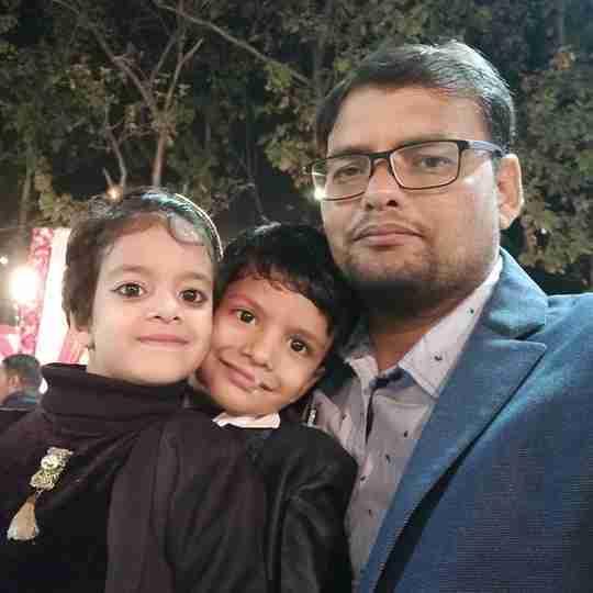 Dr. Bharat Kumar Sharma's profile on Curofy