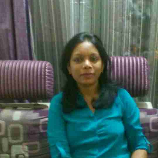 Shalini Bhagat's profile on Curofy