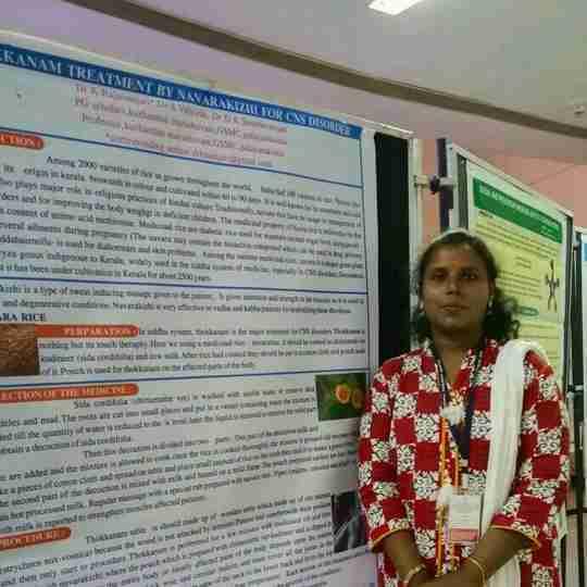 Raja Manjari's profile on Curofy