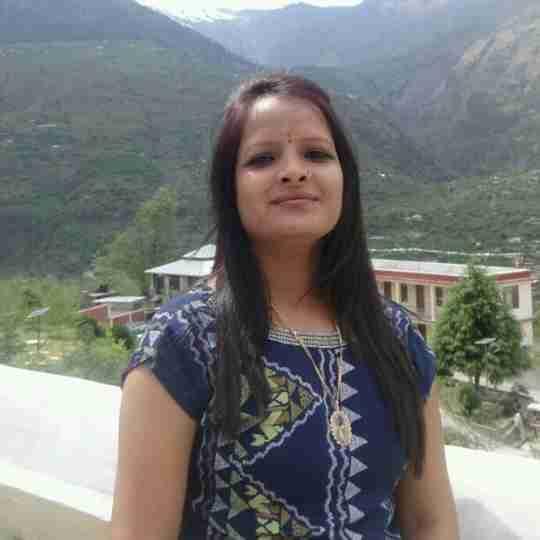 Dr. Preety Maurya's profile on Curofy