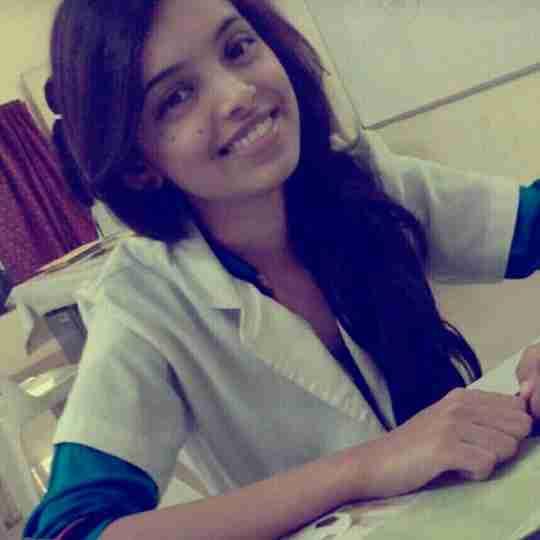 Dr. Priyanka Ganvir's profile on Curofy
