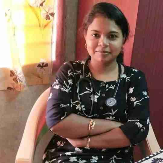 Dr. Subhashini's profile on Curofy