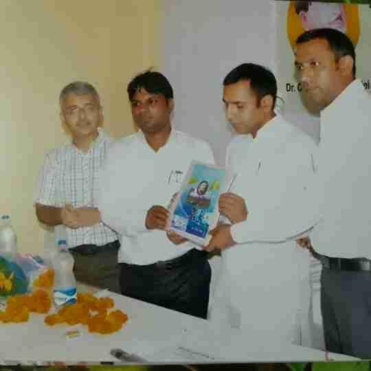 Dr. P.k. Das's profile on Curofy