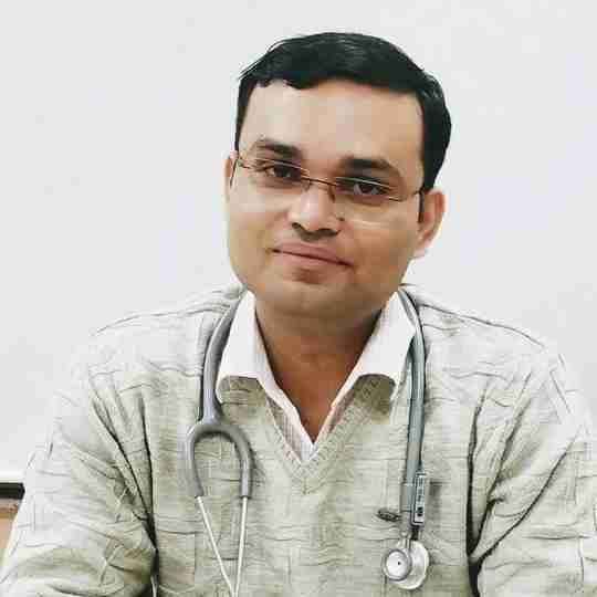 Dr. Amit's profile on Curofy